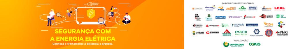 """Participe do EAD """"Segurança com a Energia Elétrica"""
