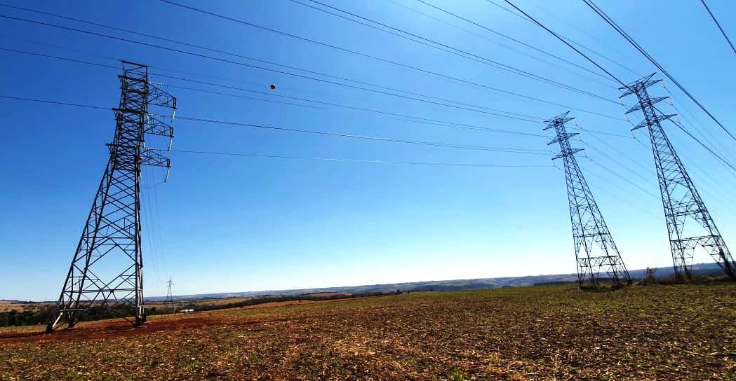 Linha de Distribuição - Subestação de Miranda