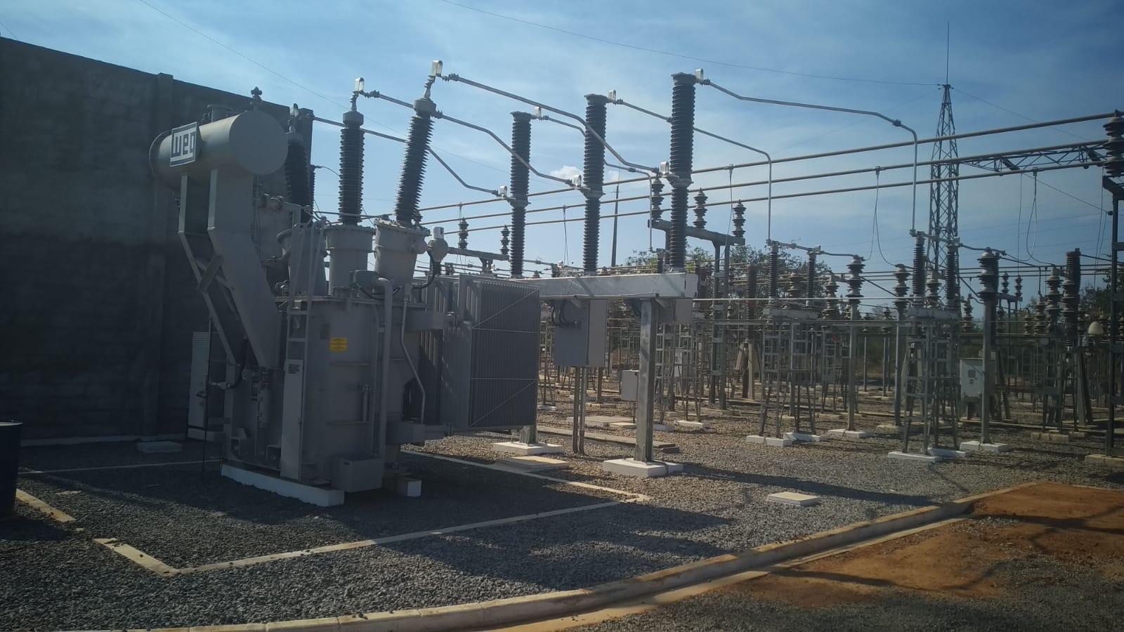 Subestação de Itacarambi 02 recebe investimentos de R$ 4,3 milhões