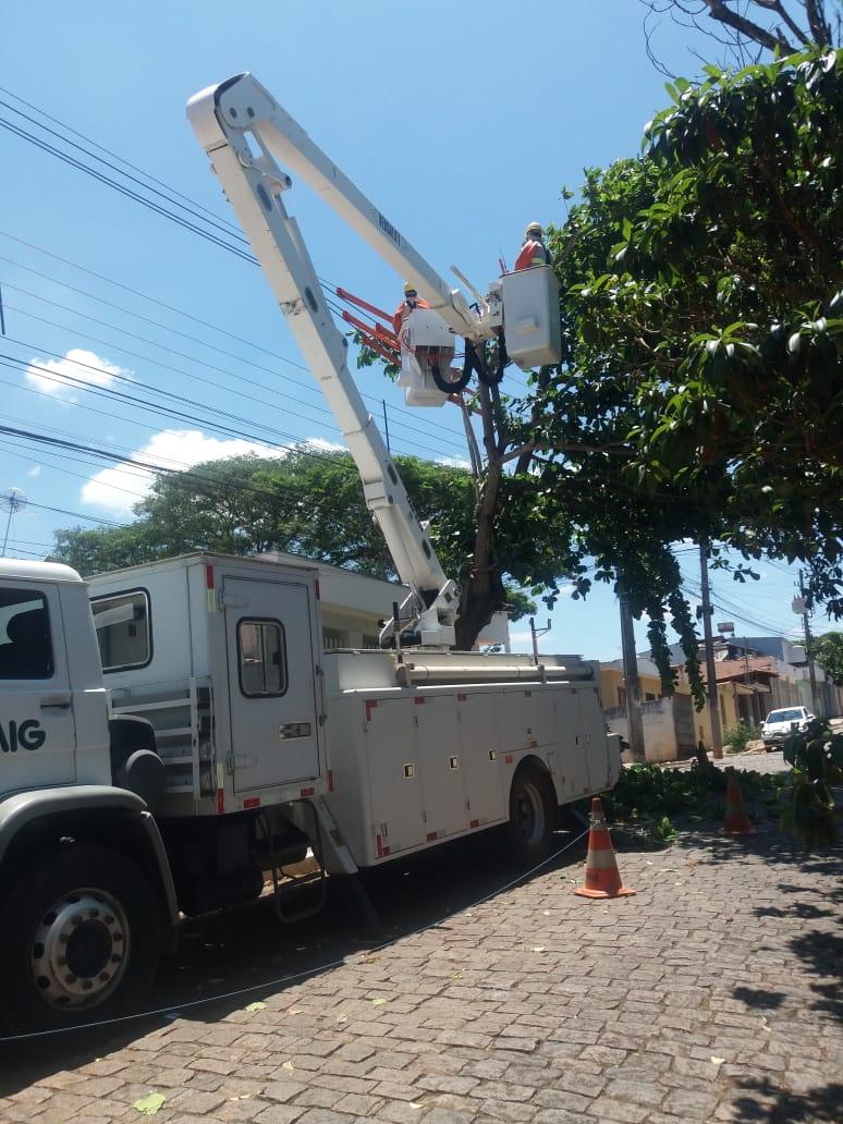 Investimentos da Cemig em manutenção preventiva somam cerca de R$ 170 milhões em 2020
