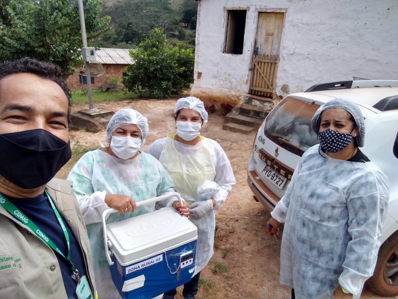 Em encontro on-line, Cemig faz balanço de doações ao projeto Unidos pela Vacina